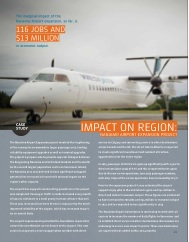 Impact on Region - Nanaimo Airport